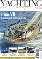 Irina VII on Yachting Classique (pdf file, 6 mo)